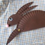 Make an adorable paper plate rabbit with the kids. This cute paper plate craft for kids is great for Easter, a forest unit, or any time of the year!