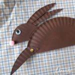 Paper Plate Rabbit