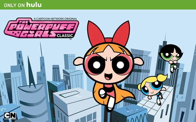 Powerpuff Girls on Hulu.com