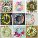 30+ DIY Spring Wreaths