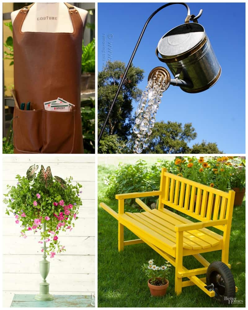 Make your garden beautiful with these amazing DIY garden crafts!