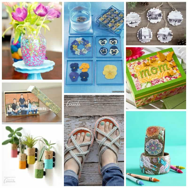 24+ awesome DIY Mother's day gift ideas