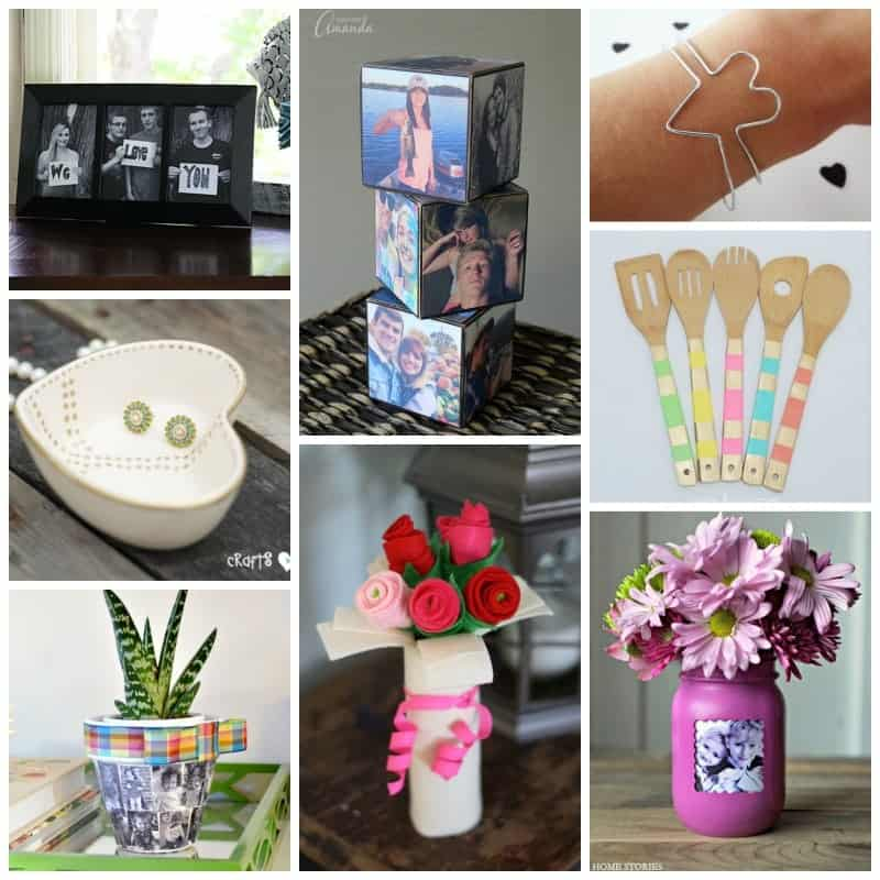 24+ DIY Mother's day gift ideas