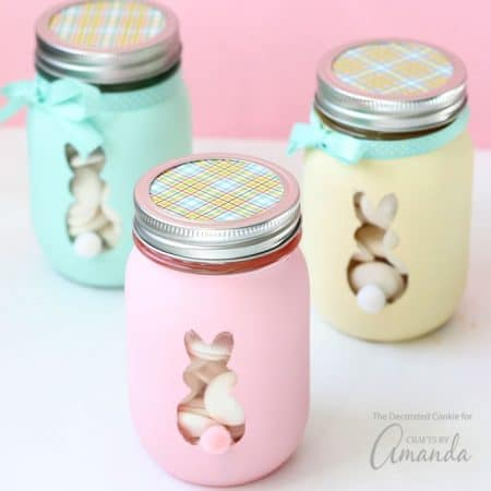 Crafts for adults and kid 39 s crafts crafts by amanda for What to fill mason jars with for christmas