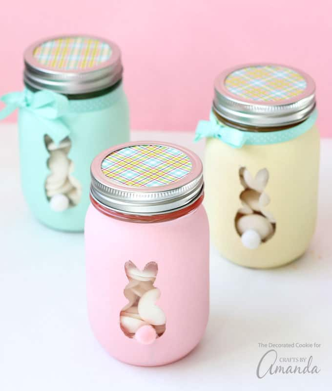 Craft Ideas For Baby Jars