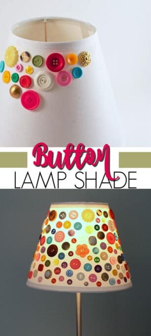 button lamp shade pin image