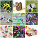 30+ Summer Camp Crafts for Kids