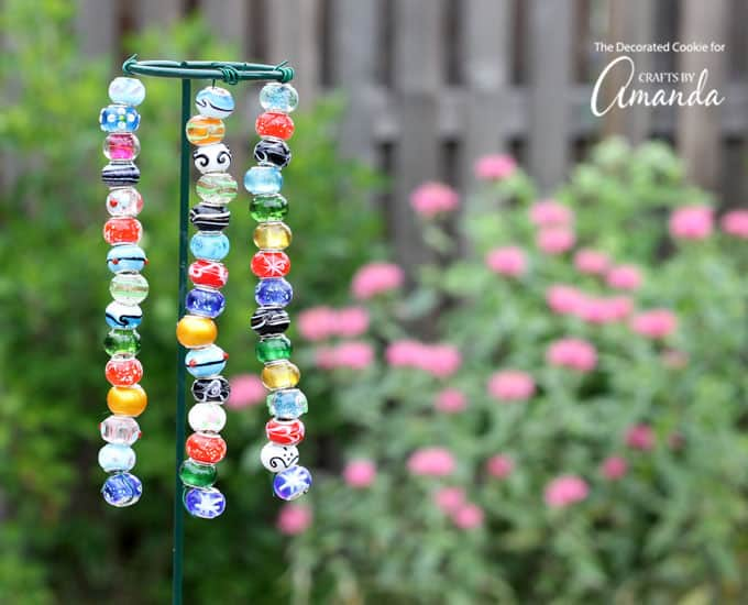 Decorative Garden Stakes: a beautiful statement piece for your garden