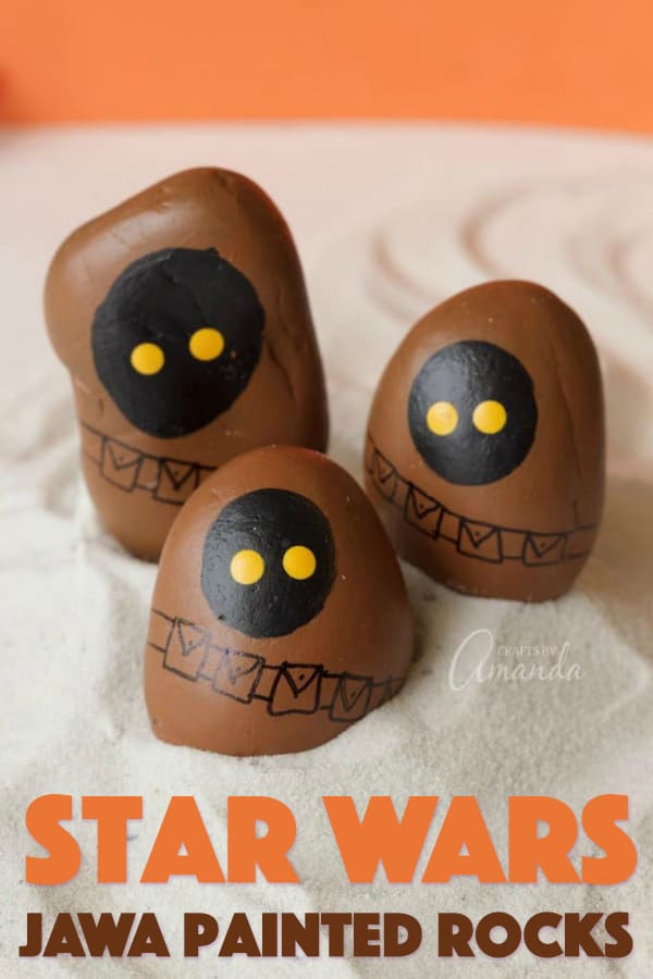 Star Wars Jawa Rocks