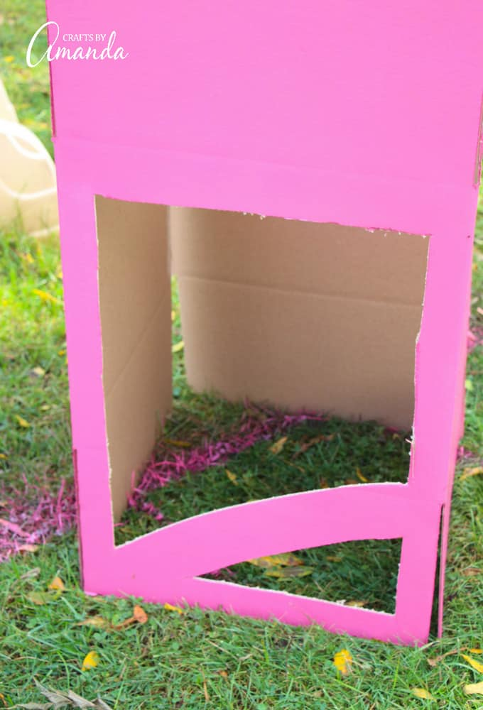 box with cut outs