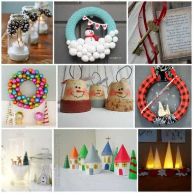 Decorating your home for Christmas is one of the best parts of the holiday season. Here are 35 Christmas decor ideas to get you started.