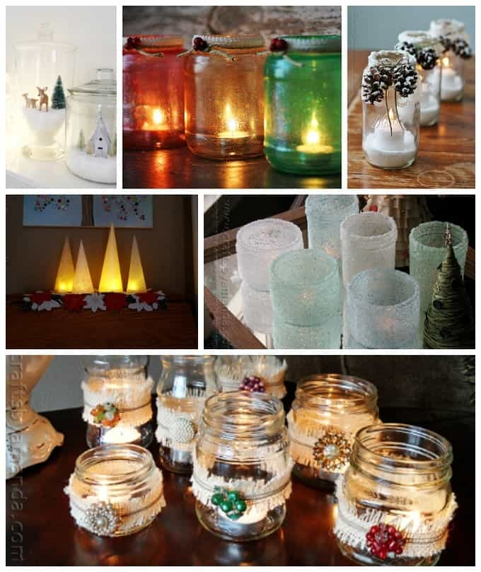 Christmas Luminary decor