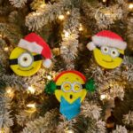 Minion Ornaments for Christmas