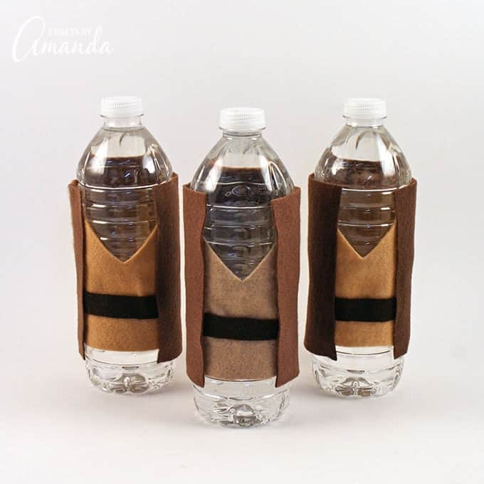 Star Wars Jedi Water Bottle Covers