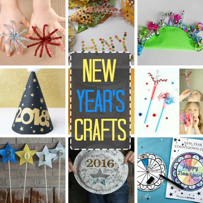 new year s crafts keep kids occupied while waiting for the new year s bell new year s crafts keep kids occupied
