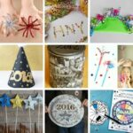 25 New Year's Crafts