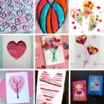 There is no better way to express your love than with a card. This year, make your V-Day extra special with these simple and easy Homemade Valentine's Day Cards!