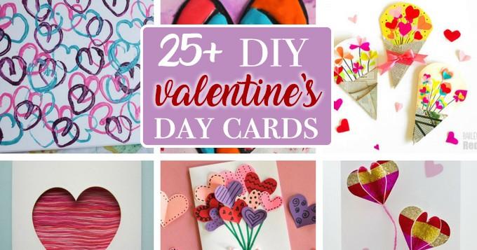 Valentine S Day Cards Create A Heartfelt Homemade Valentine S Day Card