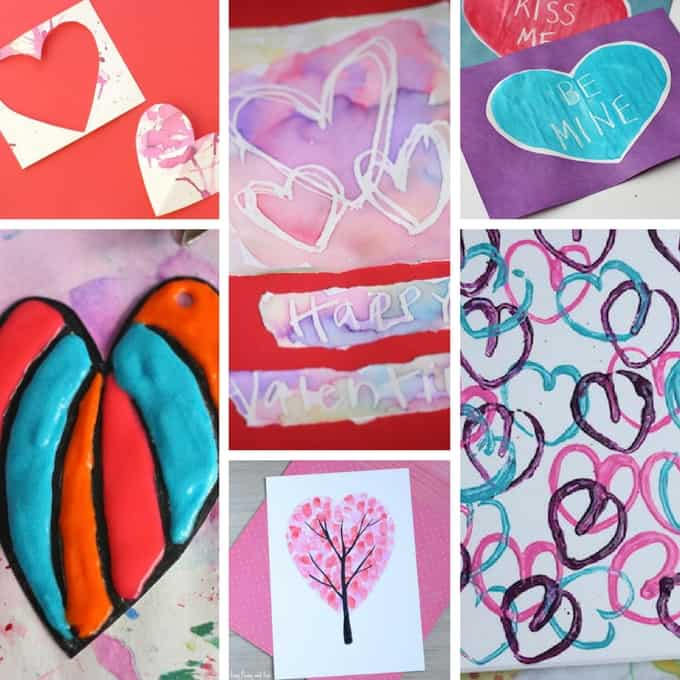 Valentine S Day Cards Create A Heartfelt Homemade Valentine S Day Card