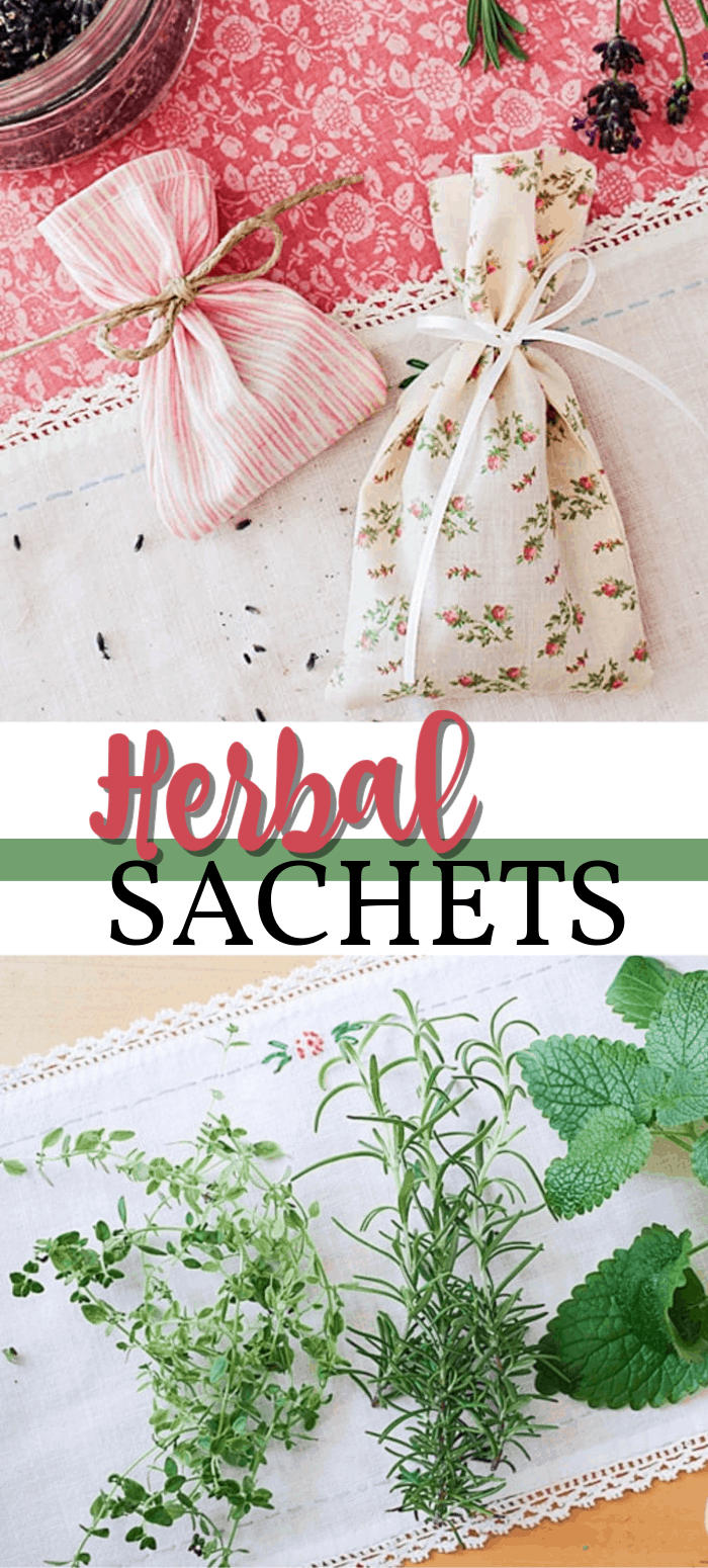 herbal sachets