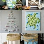 More fun beach crafts ideas!