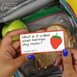 Make lunch even more fun by surprising your kid with corny printable lunchbox joke cards hidden in their lunchbox. It'll bring a smile to the whole table!