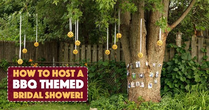 Barbecue Bridal Shower Ideas For I Do Bbq Bridal Shower