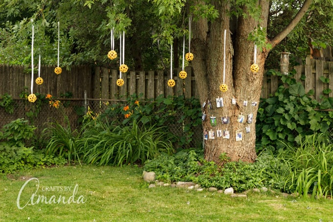 barbecue bridal shower decorations