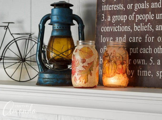 luminaries on mantle