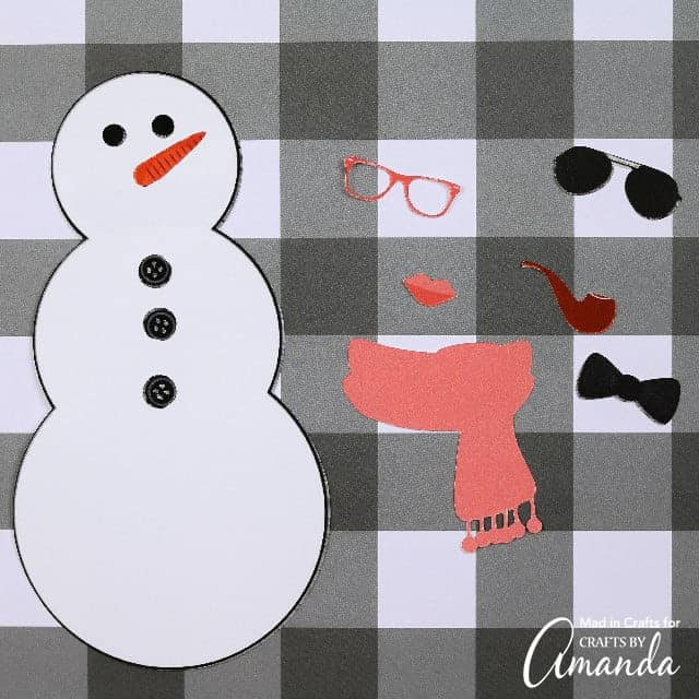 photo regarding Printable Snowman named Establish a Snowman Printable: hold the youngsters chaotic for the duration of the wintertime!