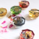 DIY resin magnets