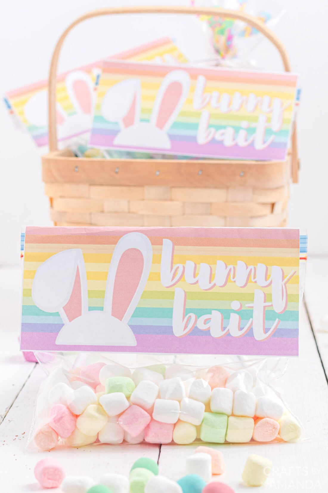 bags of marshmallows for easter